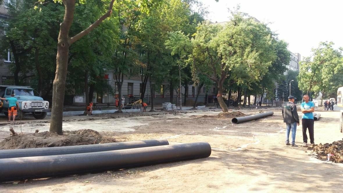 Реконструкцию проспекта Маяковского обещают закончить до 1 сентября: на каком этапе работы, — ФОТОРЕПОРТАЖ, фото-5