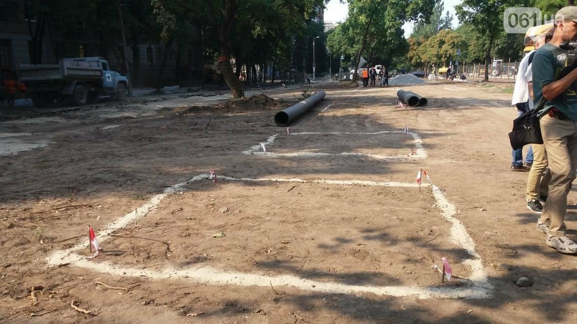 Реконструкцию проспекта Маяковского обещают закончить до 1 сентября: на каком этапе работы, — ФОТОРЕПОРТАЖ, фото-2