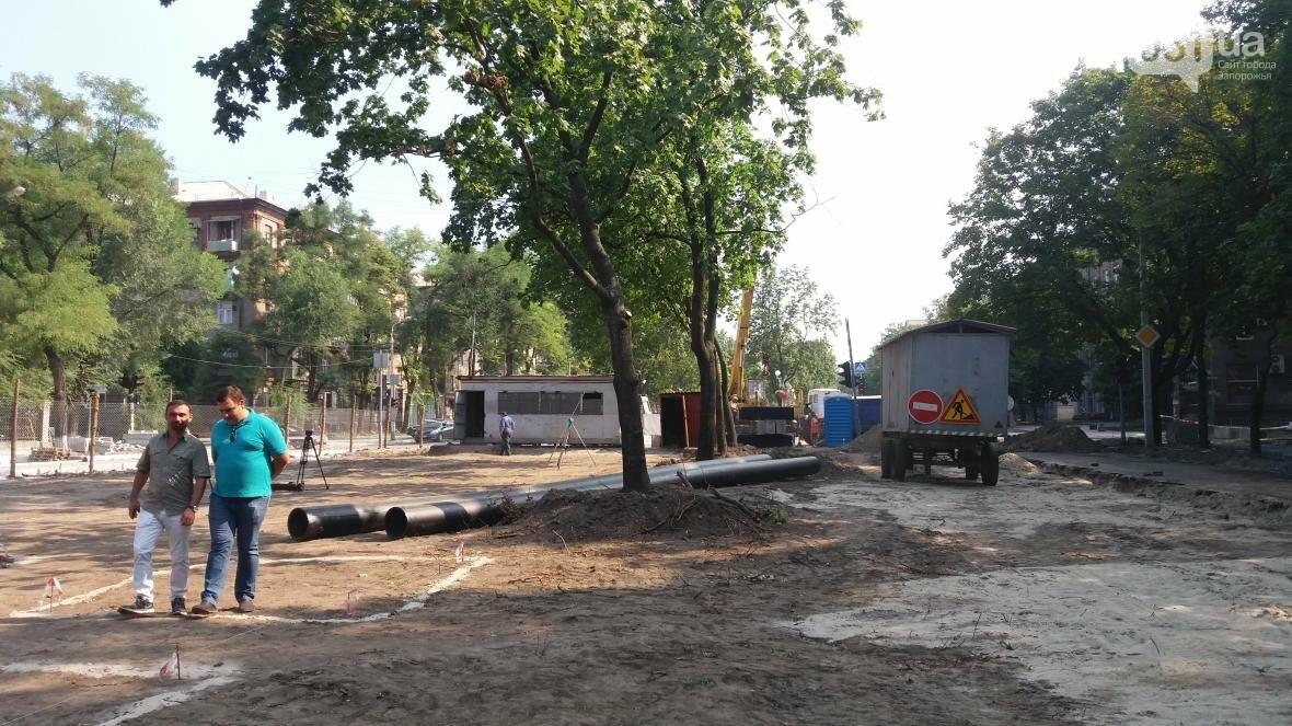 Реконструкцию проспекта Маяковского обещают закончить до 1 сентября: на каком этапе работы, — ФОТОРЕПОРТАЖ, фото-6