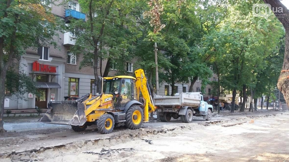 Реконструкцию проспекта Маяковского обещают закончить до 1 сентября: на каком этапе работы, — ФОТОРЕПОРТАЖ, фото-7
