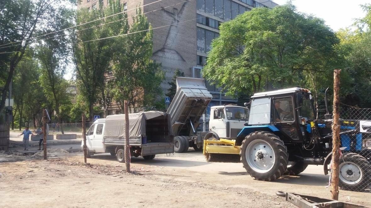 Реконструкцию проспекта Маяковского обещают закончить до 1 сентября: на каком этапе работы, — ФОТОРЕПОРТАЖ, фото-8