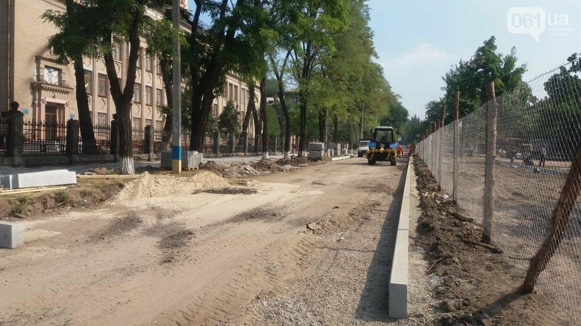 Реконструкцию проспекта Маяковского обещают закончить до 1 сентября: на каком этапе работы, — ФОТОРЕПОРТАЖ, фото-9