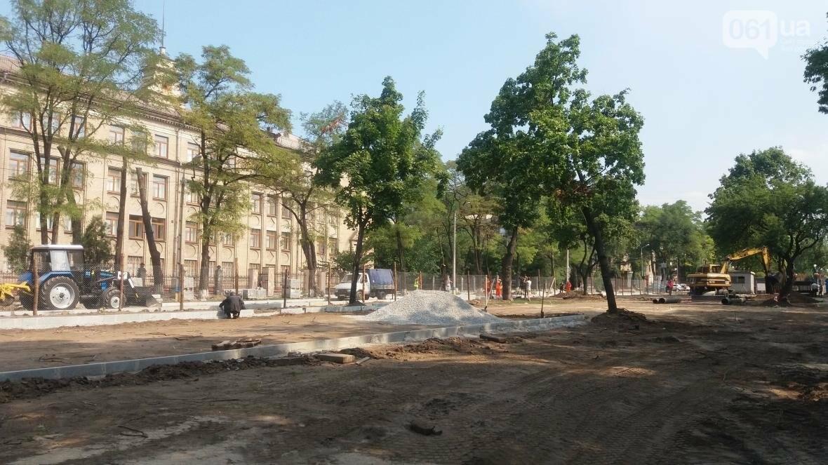 Реконструкцию проспекта Маяковского обещают закончить до 1 сентября: на каком этапе работы, — ФОТОРЕПОРТАЖ, фото-12