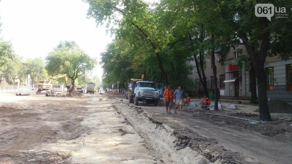 Реконструкцию проспекта Маяковского обещают закончить до 1 сентября: на каком этапе работы, — ФОТОРЕПОРТАЖ, фото-10