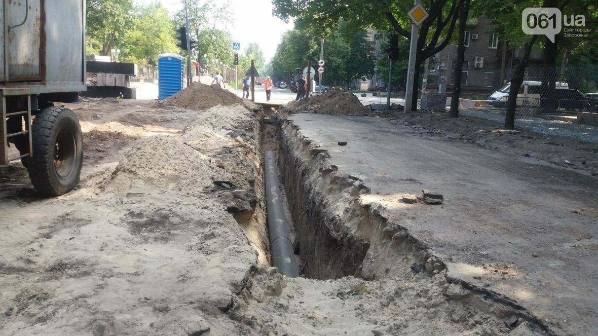 Реконструкцию проспекта Маяковского обещают закончить до 1 сентября: на каком этапе работы, — ФОТОРЕПОРТАЖ, фото-11