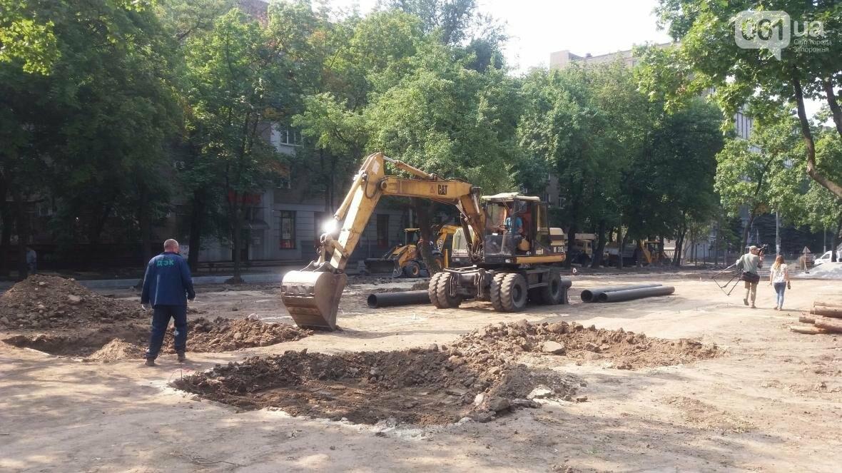 Реконструкцию проспекта Маяковского обещают закончить до 1 сентября: на каком этапе работы, — ФОТОРЕПОРТАЖ, фото-3