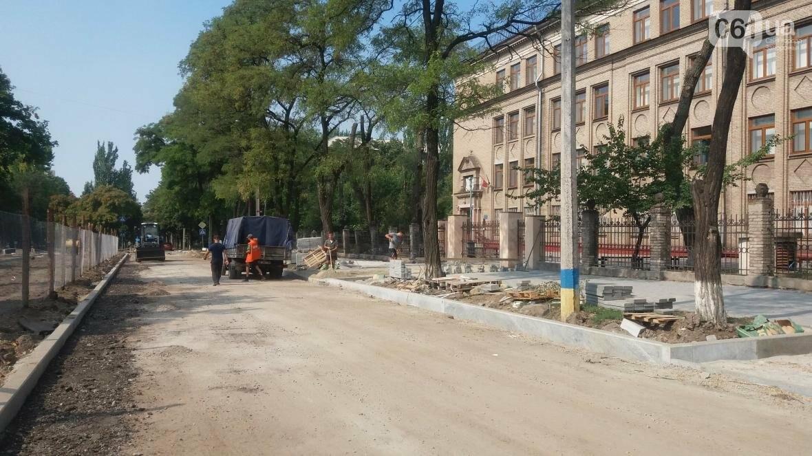 Реконструкцию проспекта Маяковского обещают закончить до 1 сентября: на каком этапе работы, — ФОТОРЕПОРТАЖ, фото-13