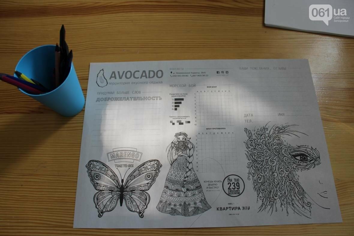 Тест-драйв запорожских общепитов: Avocado , фото-21