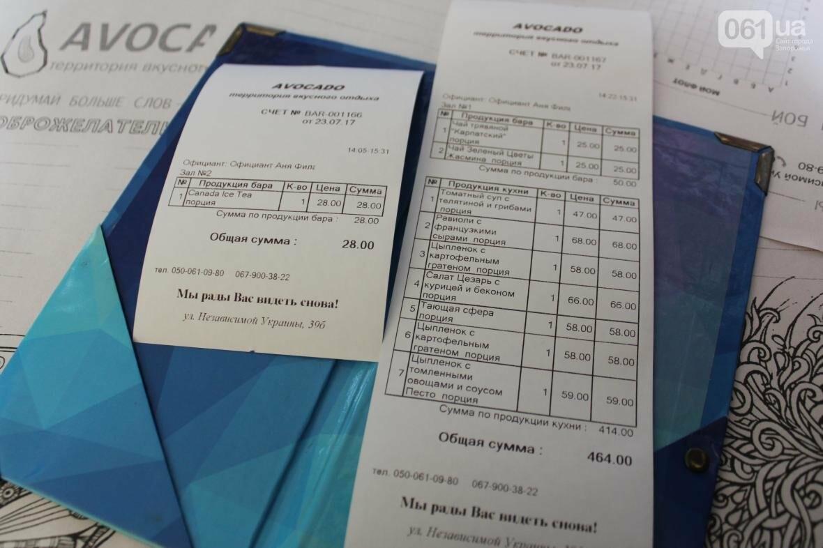 Тест-драйв запорожских общепитов: Avocado , фото-31