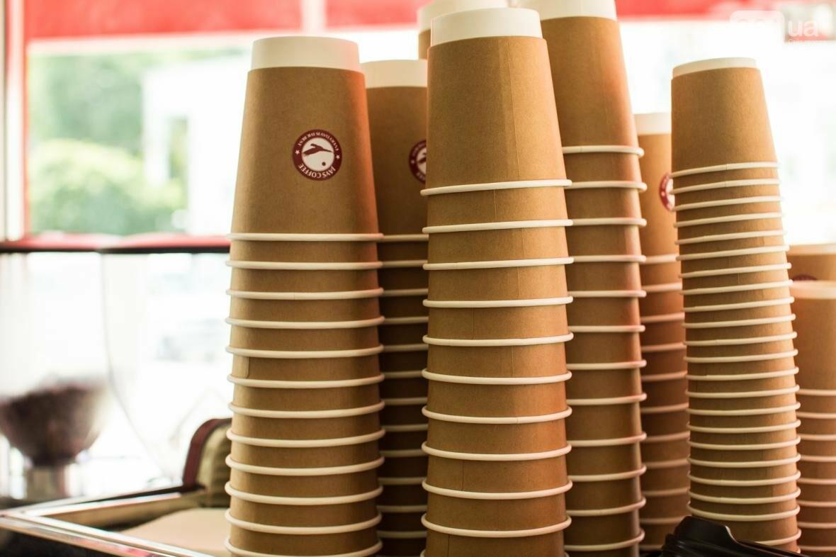 Как владелец «Jays Coffee» научил запорожцев брать кофе с собой: история Джама Рахими, фото-7