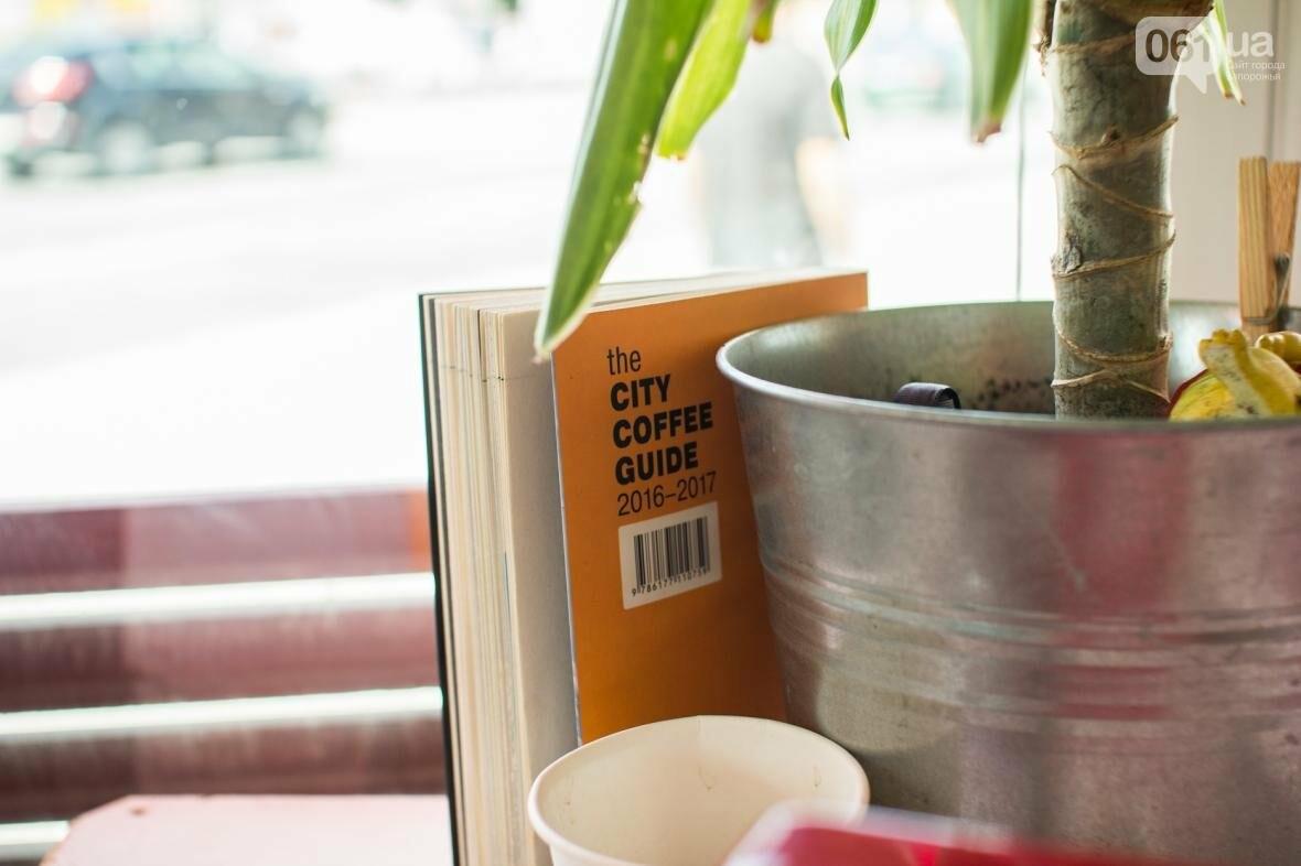 Как владелец «Jays Coffee» научил запорожцев брать кофе с собой: история Джама Рахими, фото-5