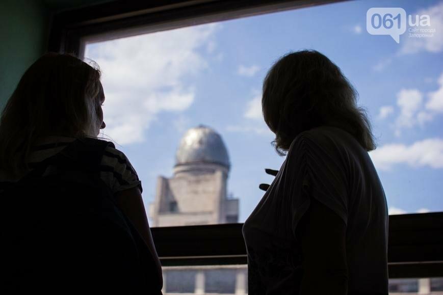 В Запорожье для будущего планетария привезли сферическое зеркало, - ФОТО, фото-2
