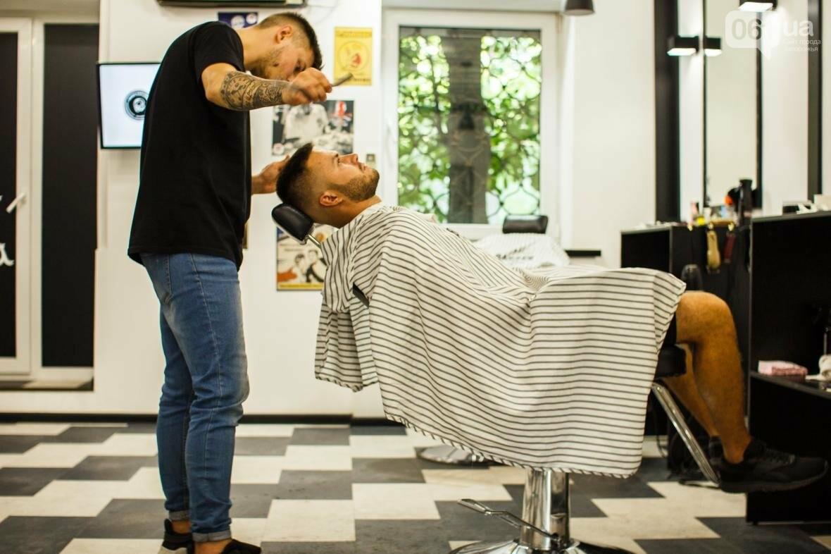 Не называйте это барбершопом: как 22-летний парень открыл в Запорожье мужскую парикмахерскую, фото-6