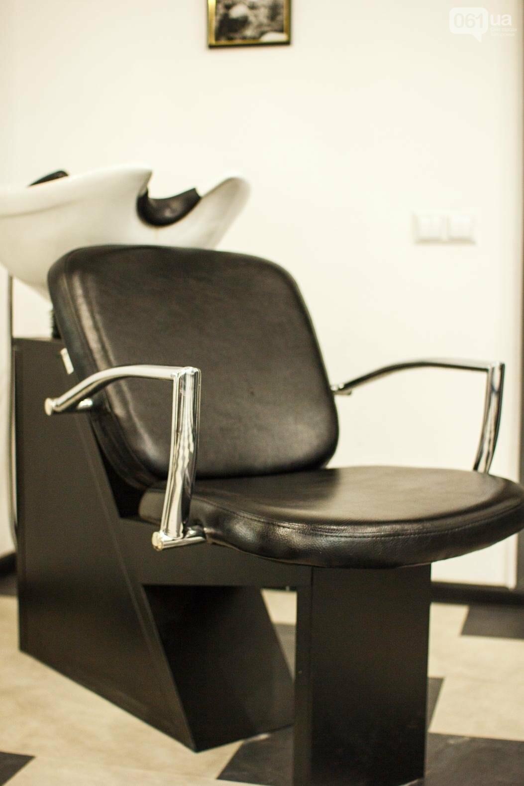 Не называйте это барбершопом: как 22-летний парень открыл в Запорожье мужскую парикмахерскую, фото-8