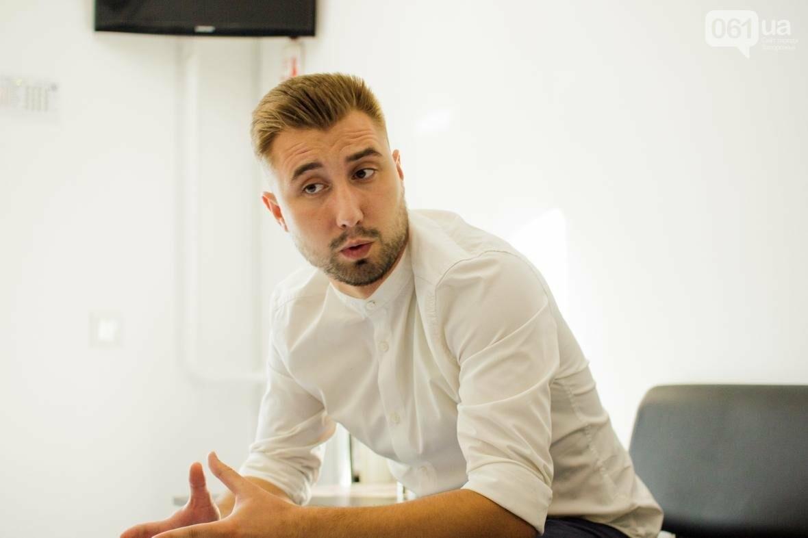 Не называйте это барбершопом: как 22-летний парень открыл в Запорожье мужскую парикмахерскую, фото-3