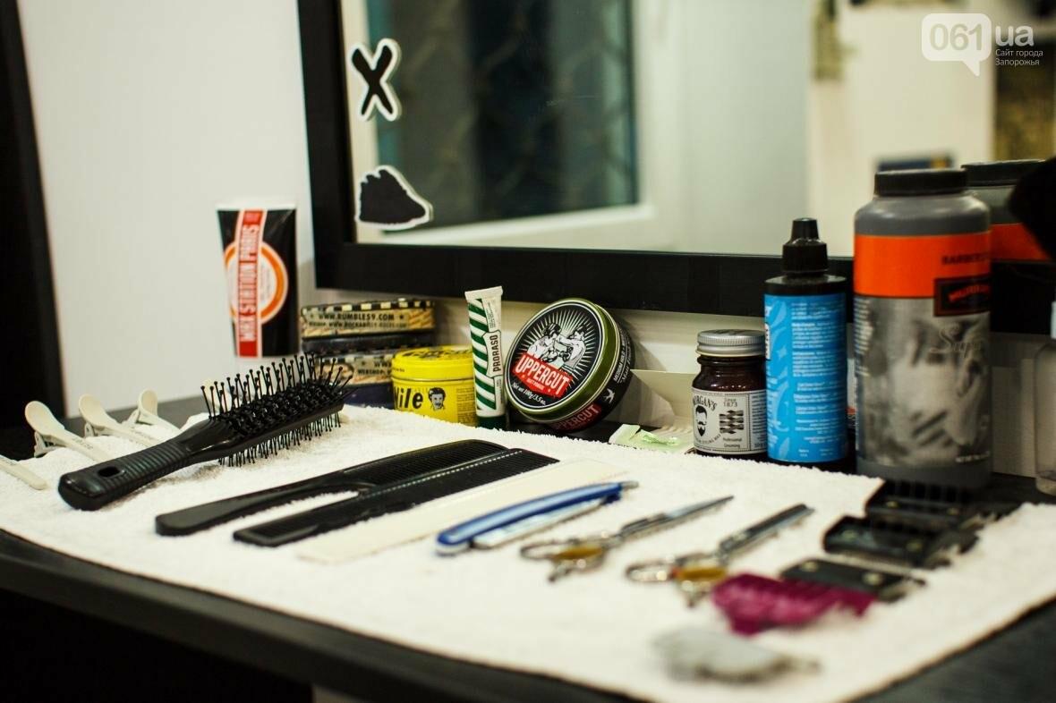 Не называйте это барбершопом: как 22-летний парень открыл в Запорожье мужскую парикмахерскую, фото-11