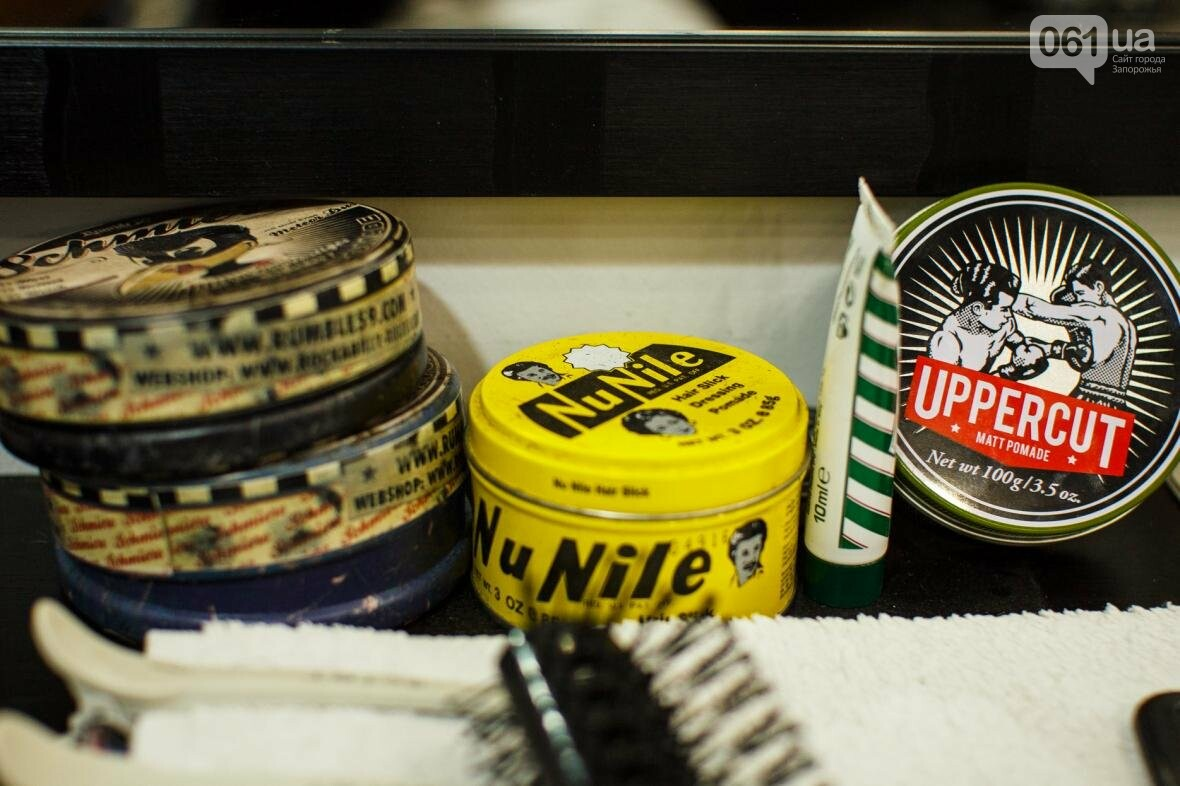 Не называйте это барбершопом: как 22-летний парень открыл в Запорожье мужскую парикмахерскую, фото-12