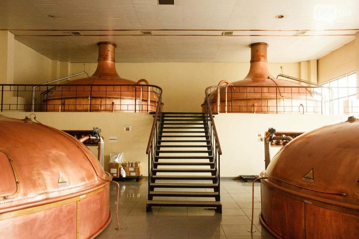 Как на запорожском заводе готовят пиво: экскурсия на производство, — ФОТОРЕПОРТАЖ, фото-1