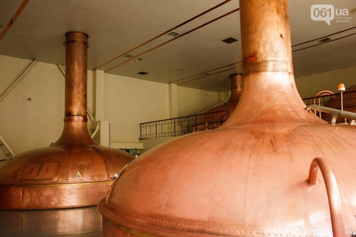 Как на запорожском заводе готовят пиво: экскурсия на производство, — ФОТОРЕПОРТАЖ, фото-3