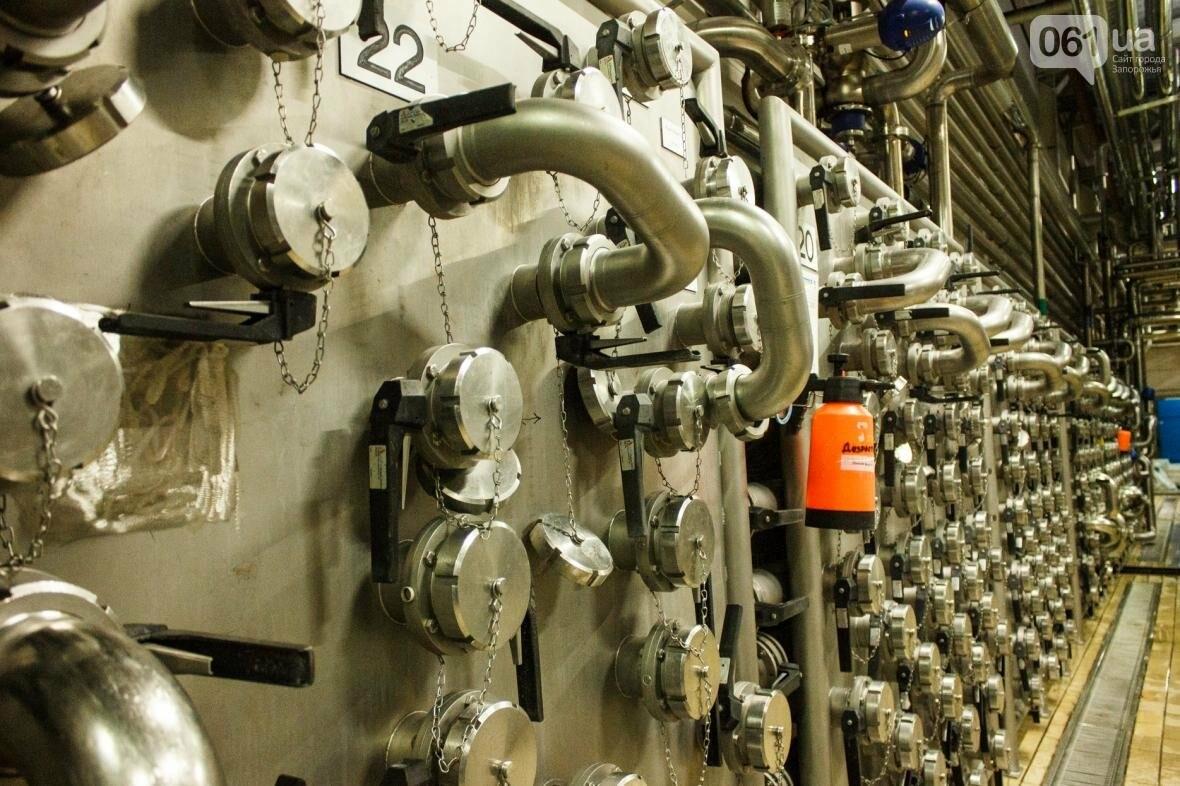Как на запорожском заводе готовят пиво: экскурсия на производство, — ФОТОРЕПОРТАЖ, фото-10