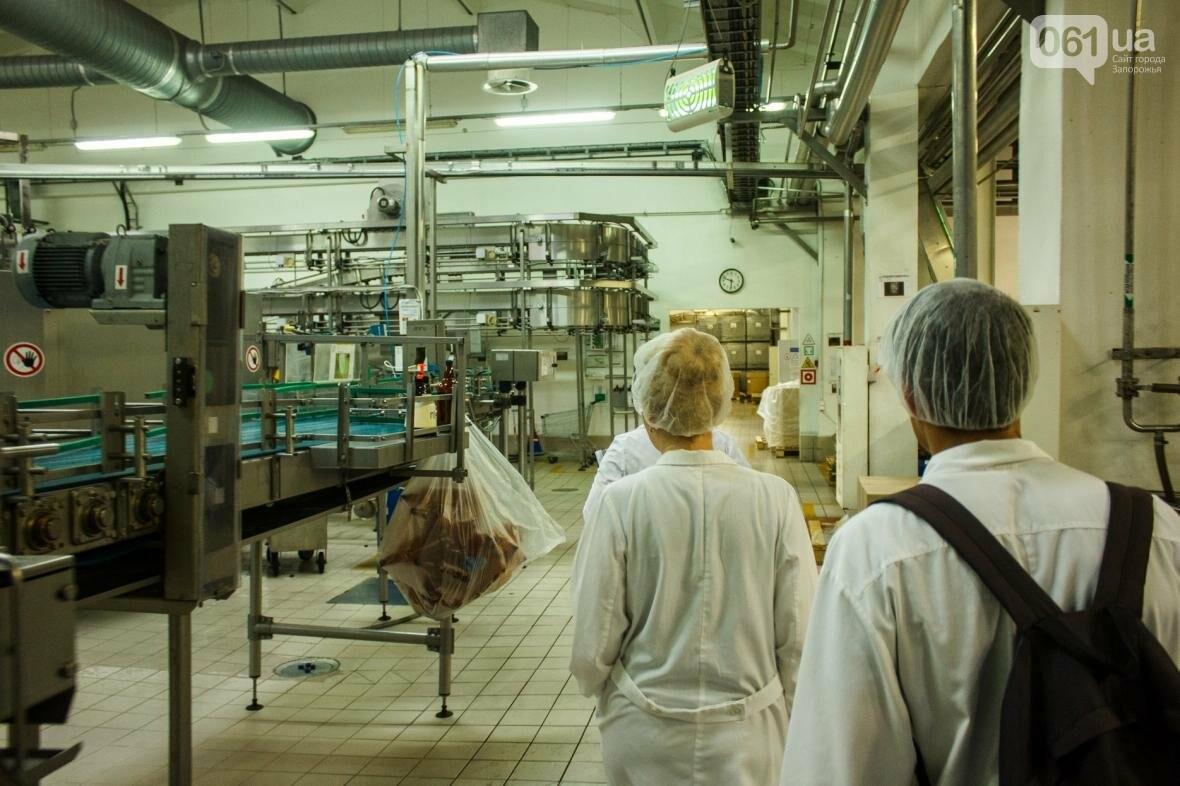 Как на запорожском заводе готовят пиво: экскурсия на производство, — ФОТОРЕПОРТАЖ, фото-17