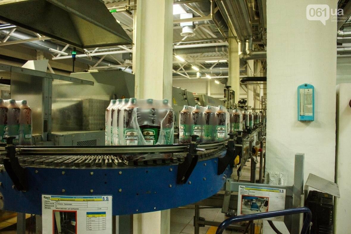 Как на запорожском заводе готовят пиво: экскурсия на производство, — ФОТОРЕПОРТАЖ, фото-24