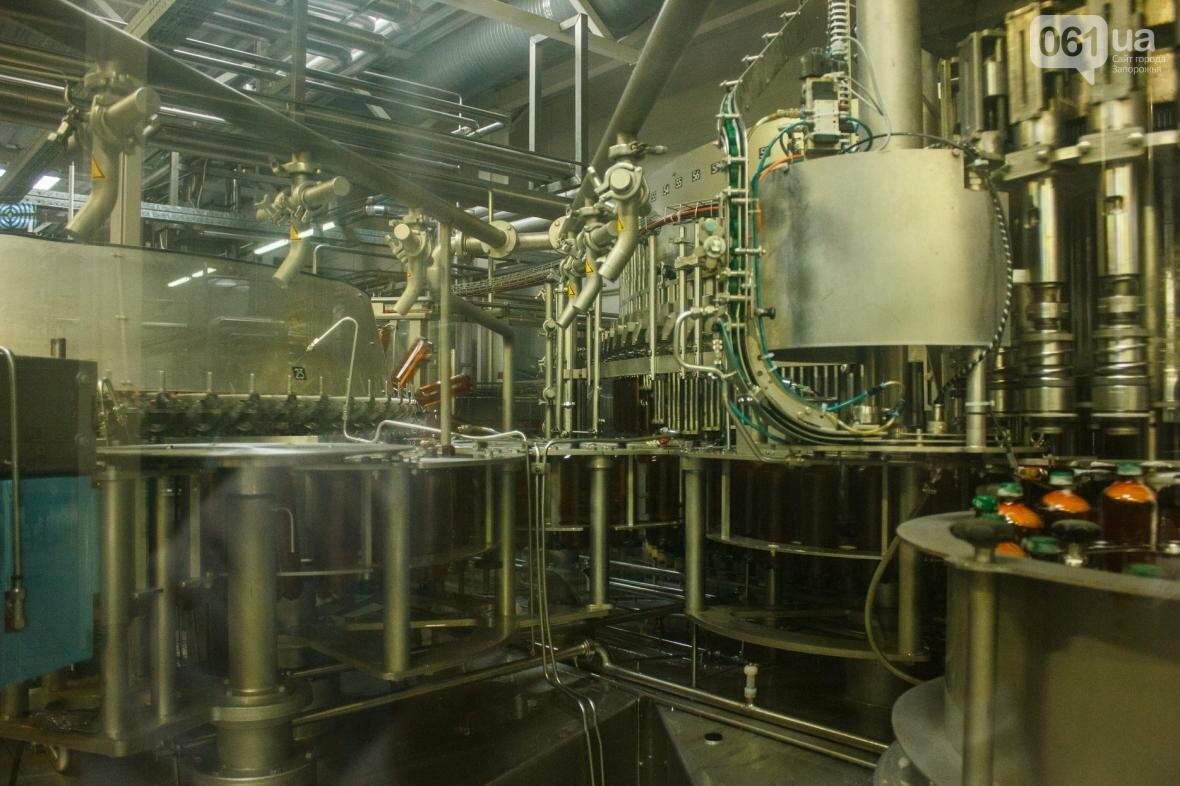Как на запорожском заводе готовят пиво: экскурсия на производство, — ФОТОРЕПОРТАЖ, фото-19