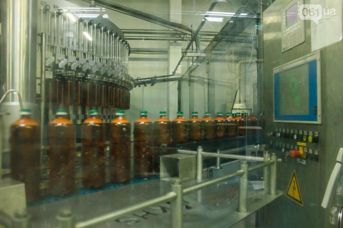 Как на запорожском заводе готовят пиво: экскурсия на производство, — ФОТОРЕПОРТАЖ, фото-20