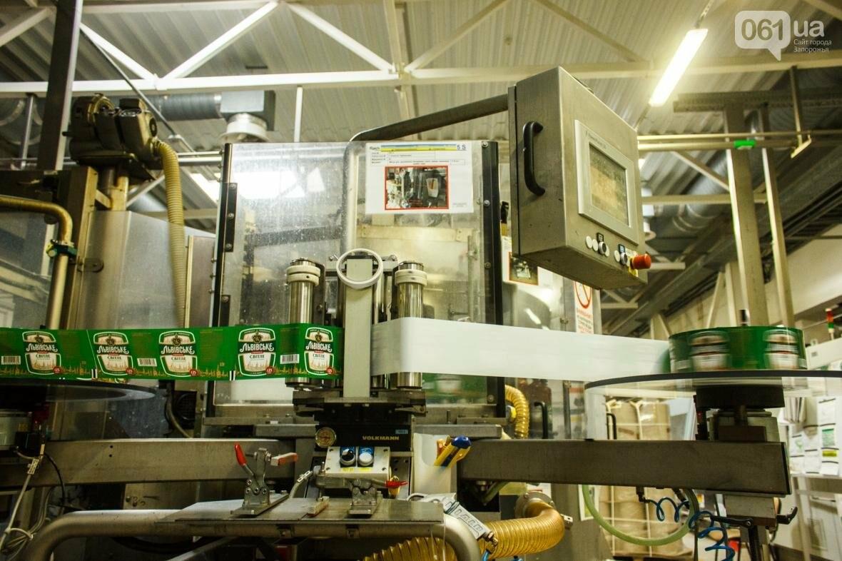 Как на запорожском заводе готовят пиво: экскурсия на производство, — ФОТОРЕПОРТАЖ, фото-21