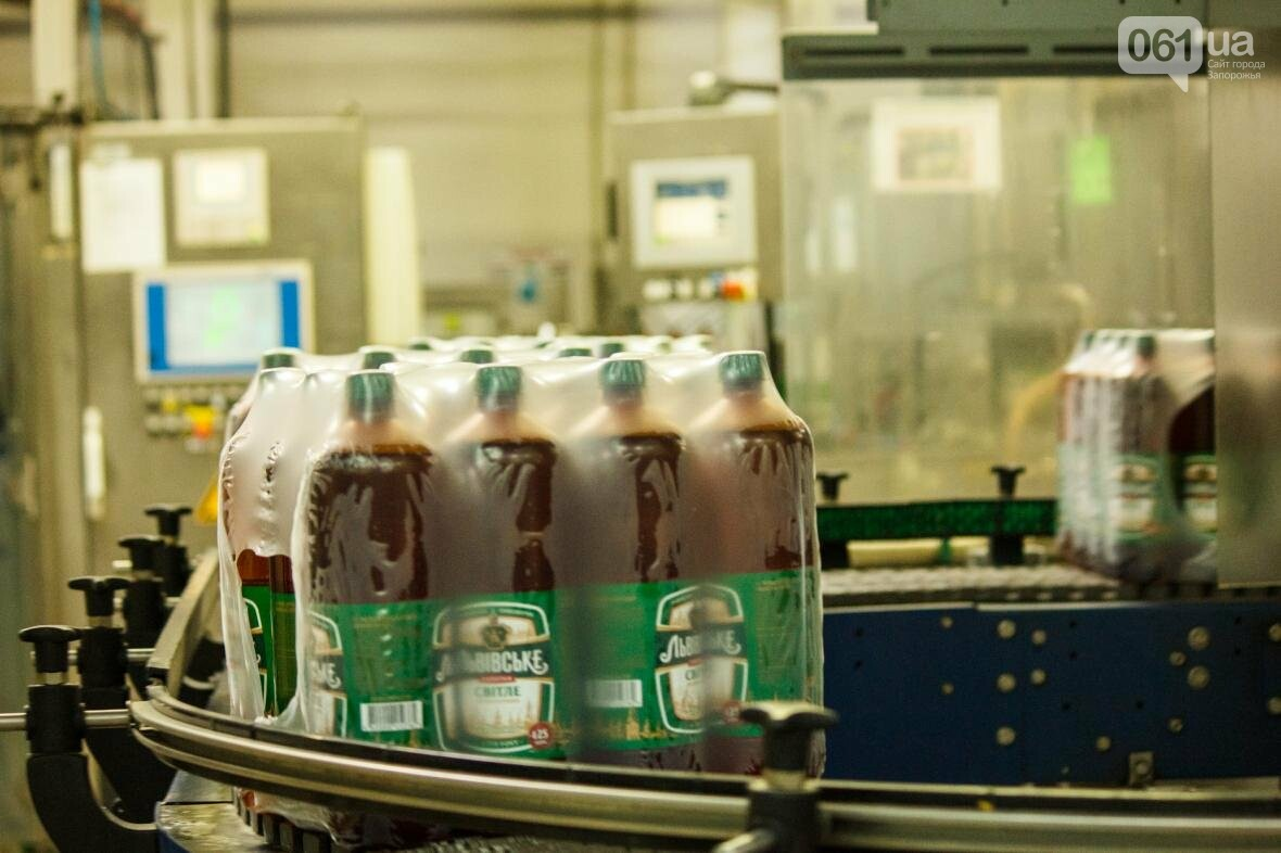 Как на запорожском заводе готовят пиво: экскурсия на производство, — ФОТОРЕПОРТАЖ, фото-25