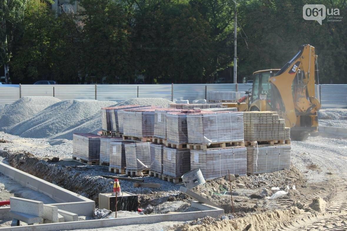 В Запорожье реконструируют дворец спорта «Юность: что уже сделано, — ФОТОРЕПОРТАЖ, фото-8