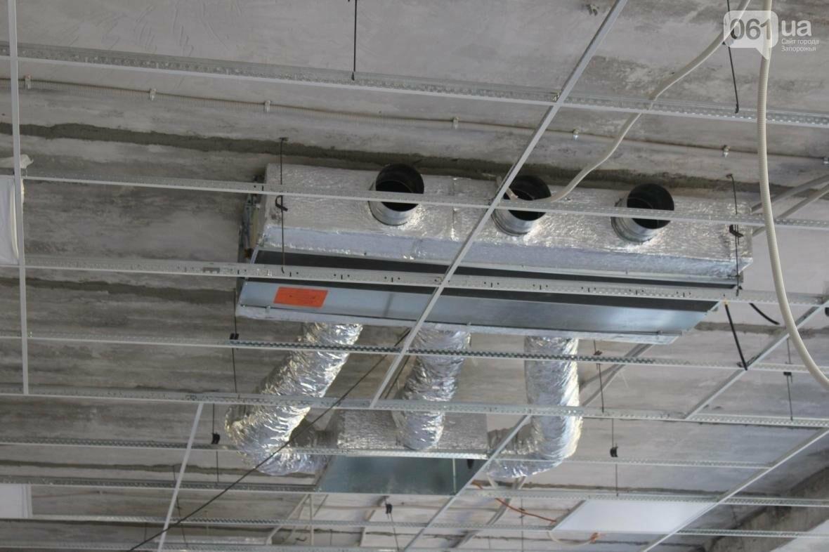 В Запорожье реконструируют дворец спорта «Юность: что уже сделано, — ФОТОРЕПОРТАЖ, фото-18