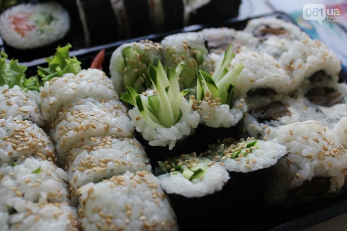 "Тест-драйв доставки суши в Запорожье: ""Авторская студия суши"", фото-10"