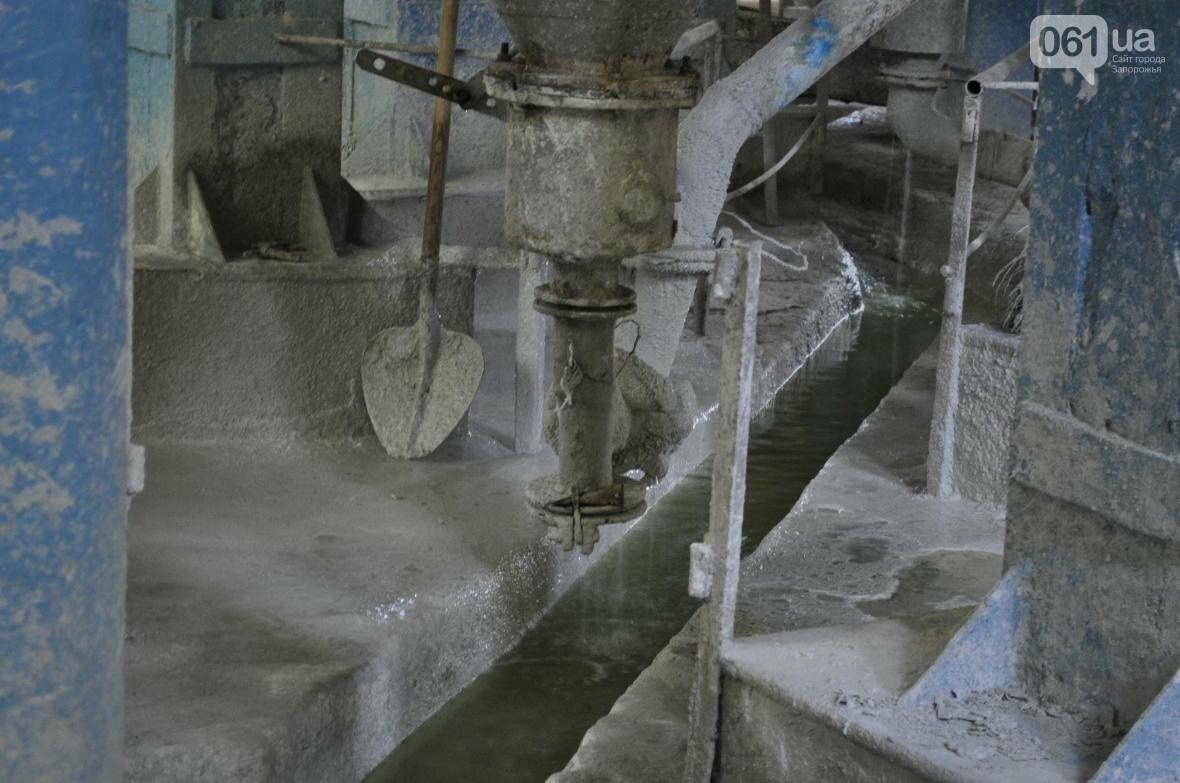 Как на запорожском заводе делают шифер: экскурсия на производство, — ФОТОРЕПОРТАЖ, фото-7