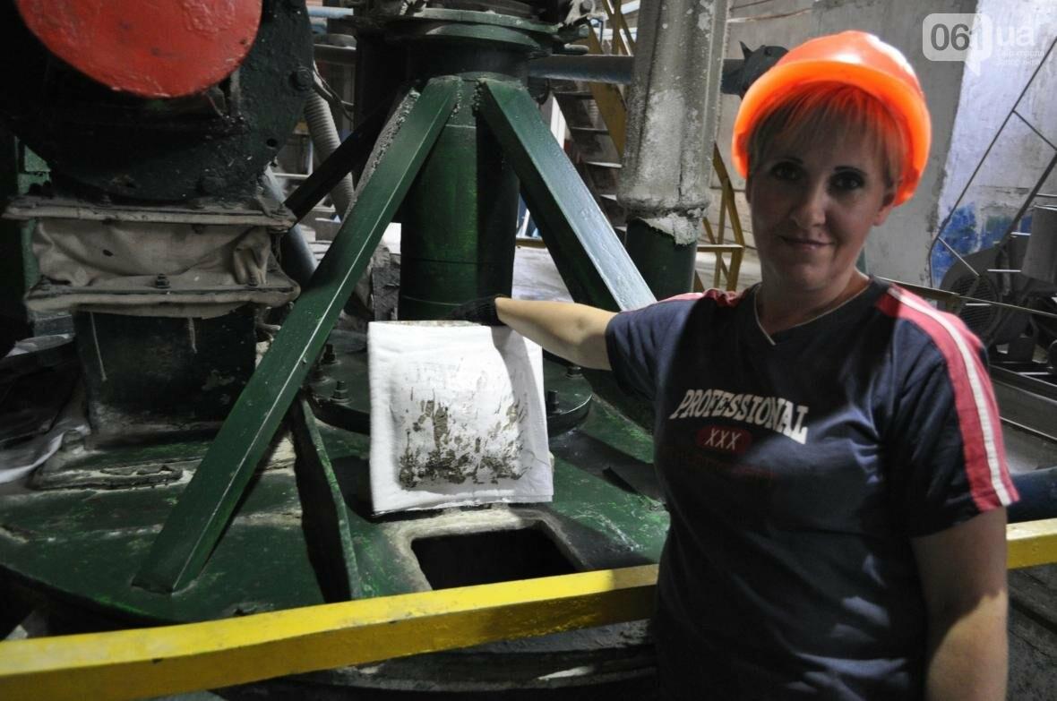 Как на запорожском заводе делают шифер: экскурсия на производство, — ФОТОРЕПОРТАЖ, фото-6