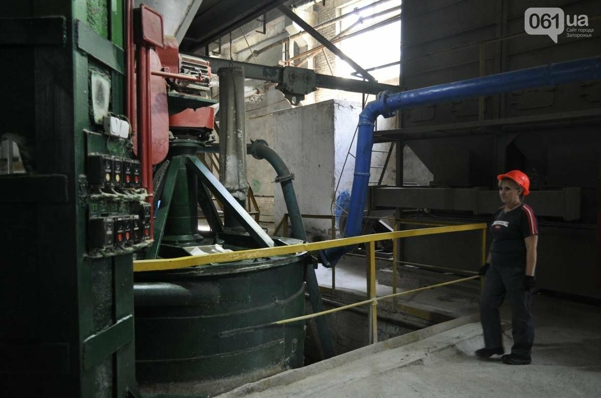 Как на запорожском заводе делают шифер: экскурсия на производство, — ФОТОРЕПОРТАЖ, фото-5
