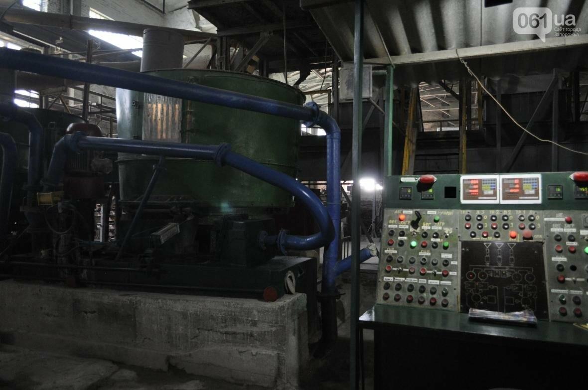 Как на запорожском заводе делают шифер: экскурсия на производство, — ФОТОРЕПОРТАЖ, фото-3