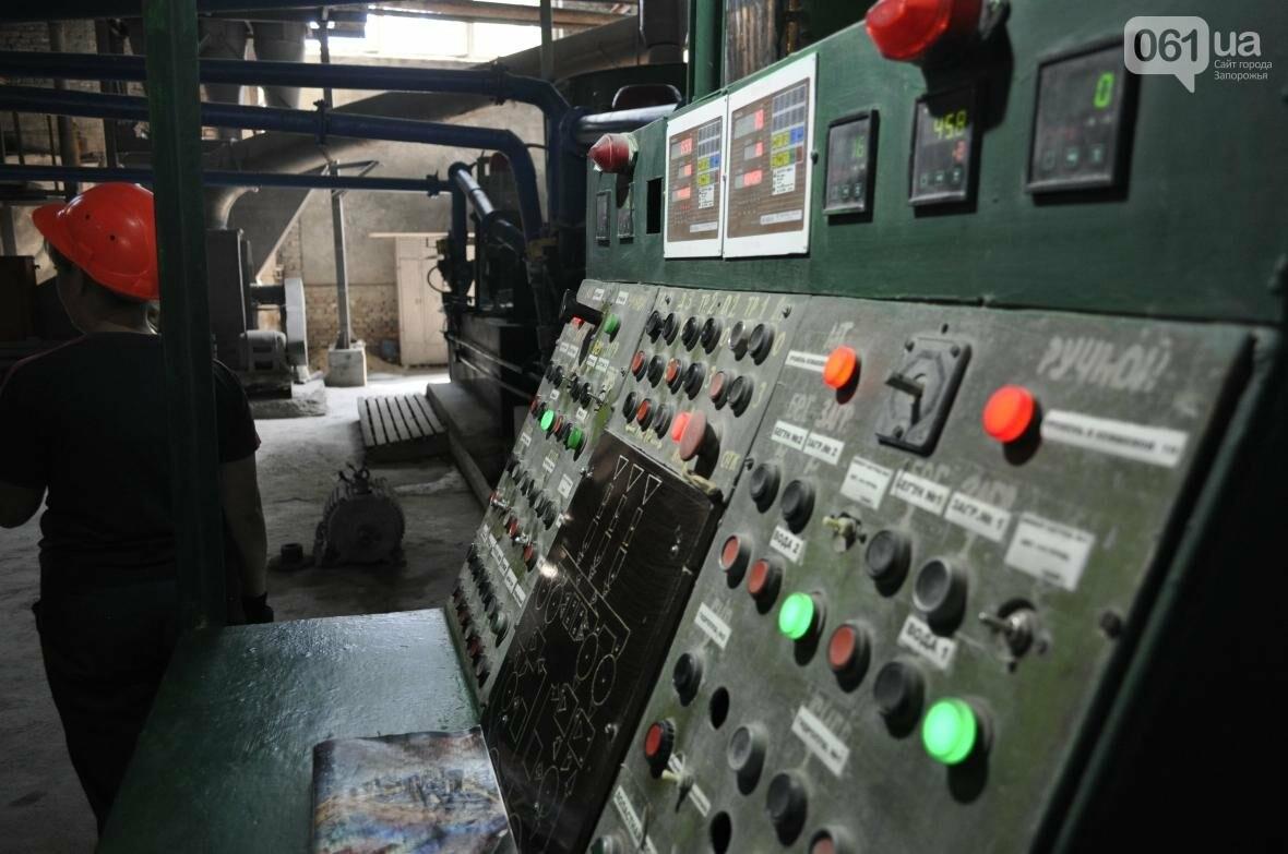 Как на запорожском заводе делают шифер: экскурсия на производство, — ФОТОРЕПОРТАЖ, фото-2