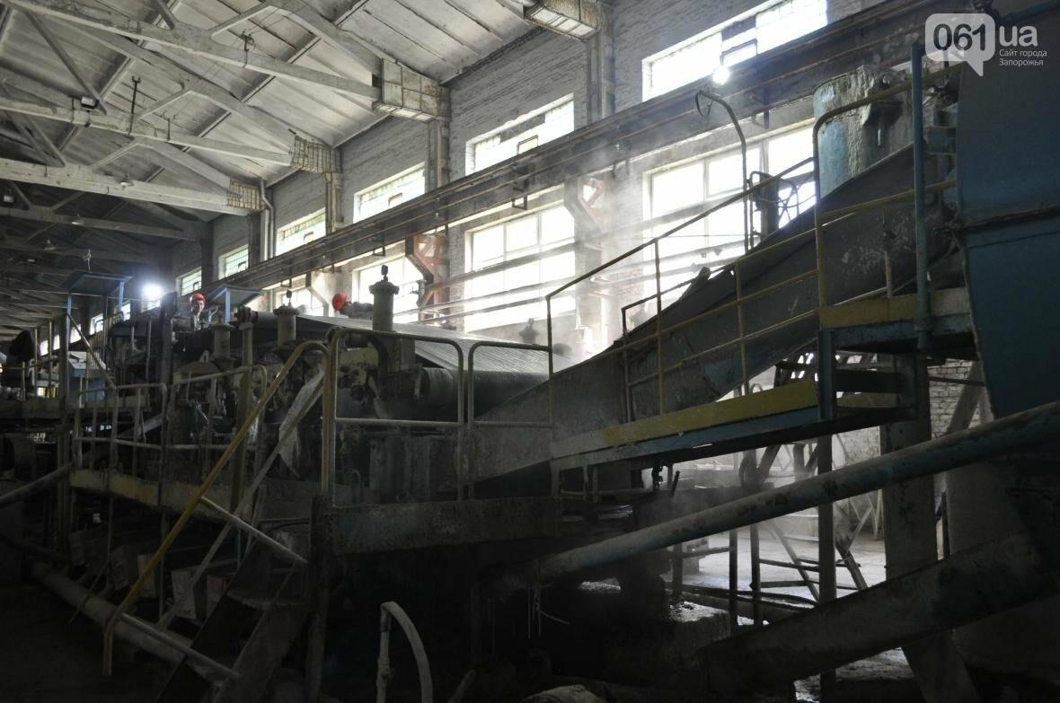 Как на запорожском заводе делают шифер: экскурсия на производство, — ФОТОРЕПОРТАЖ, фото-9