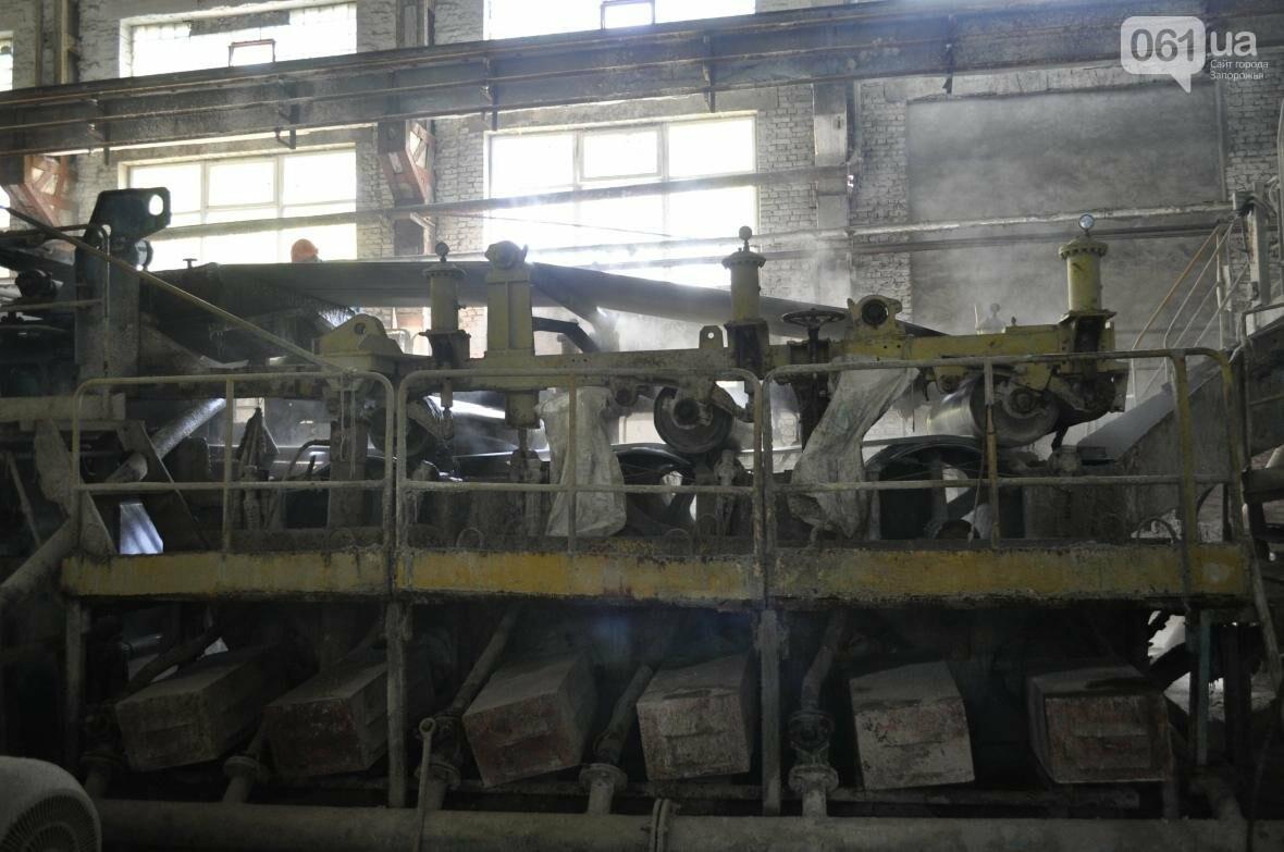 Как на запорожском заводе делают шифер: экскурсия на производство, — ФОТОРЕПОРТАЖ, фото-10