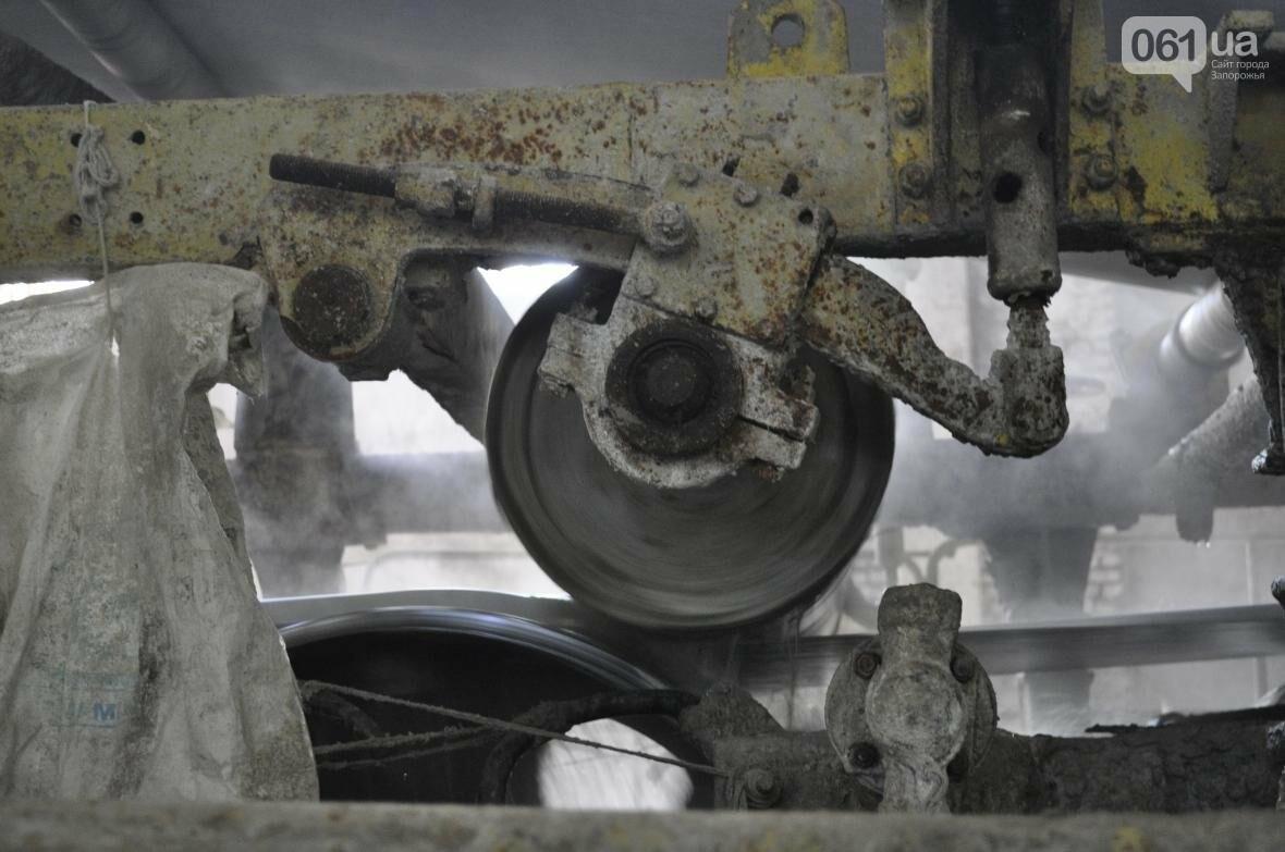 Как на запорожском заводе делают шифер: экскурсия на производство, — ФОТОРЕПОРТАЖ, фото-12