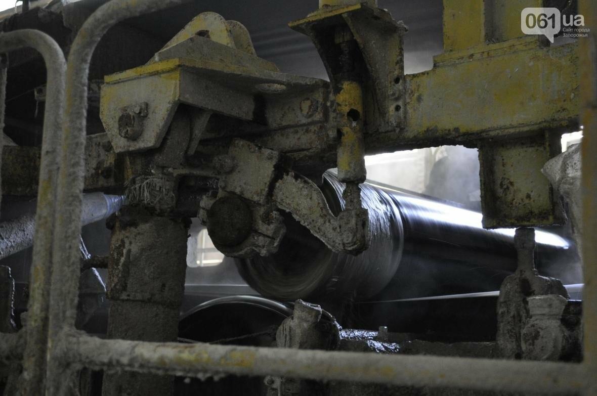 Как на запорожском заводе делают шифер: экскурсия на производство, — ФОТОРЕПОРТАЖ, фото-11
