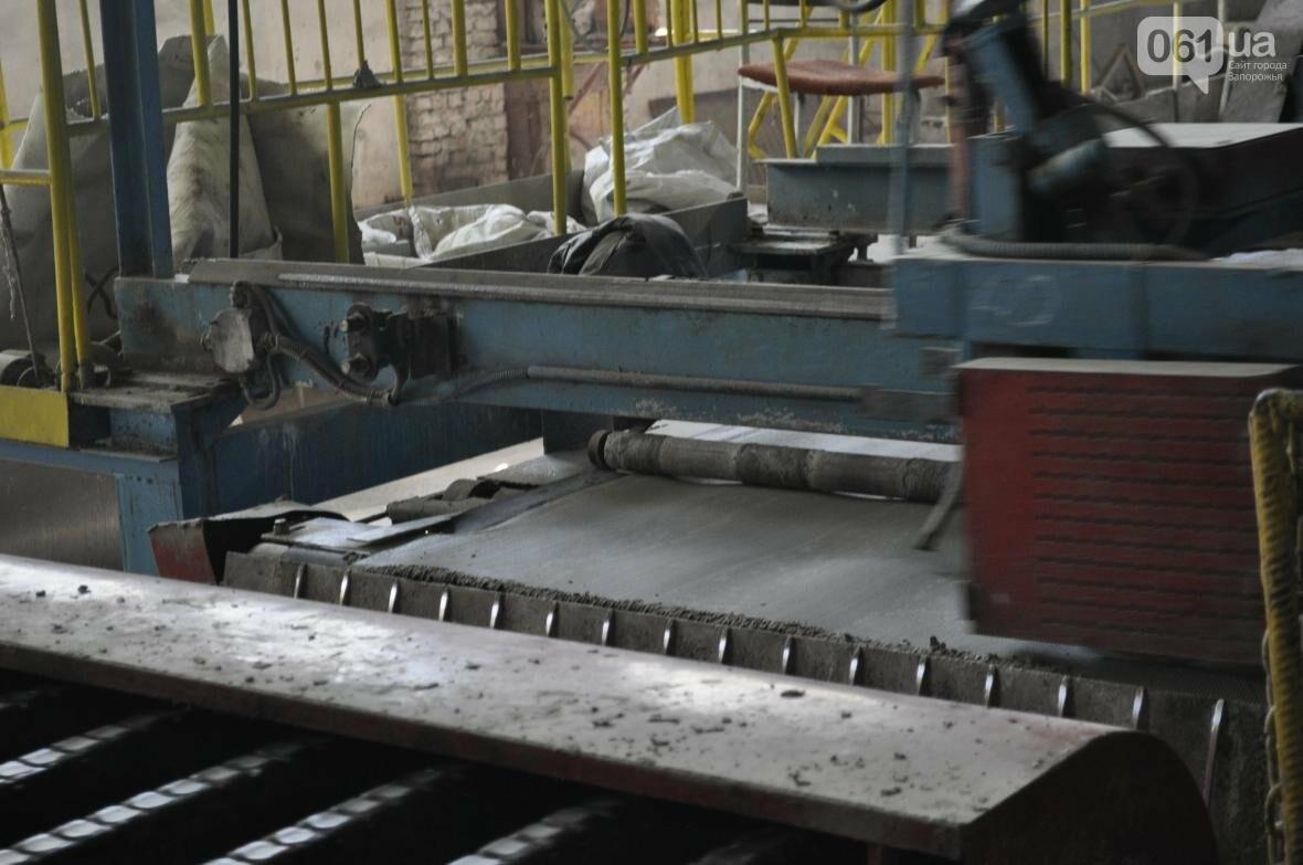 Как на запорожском заводе делают шифер: экскурсия на производство, — ФОТОРЕПОРТАЖ, фото-13