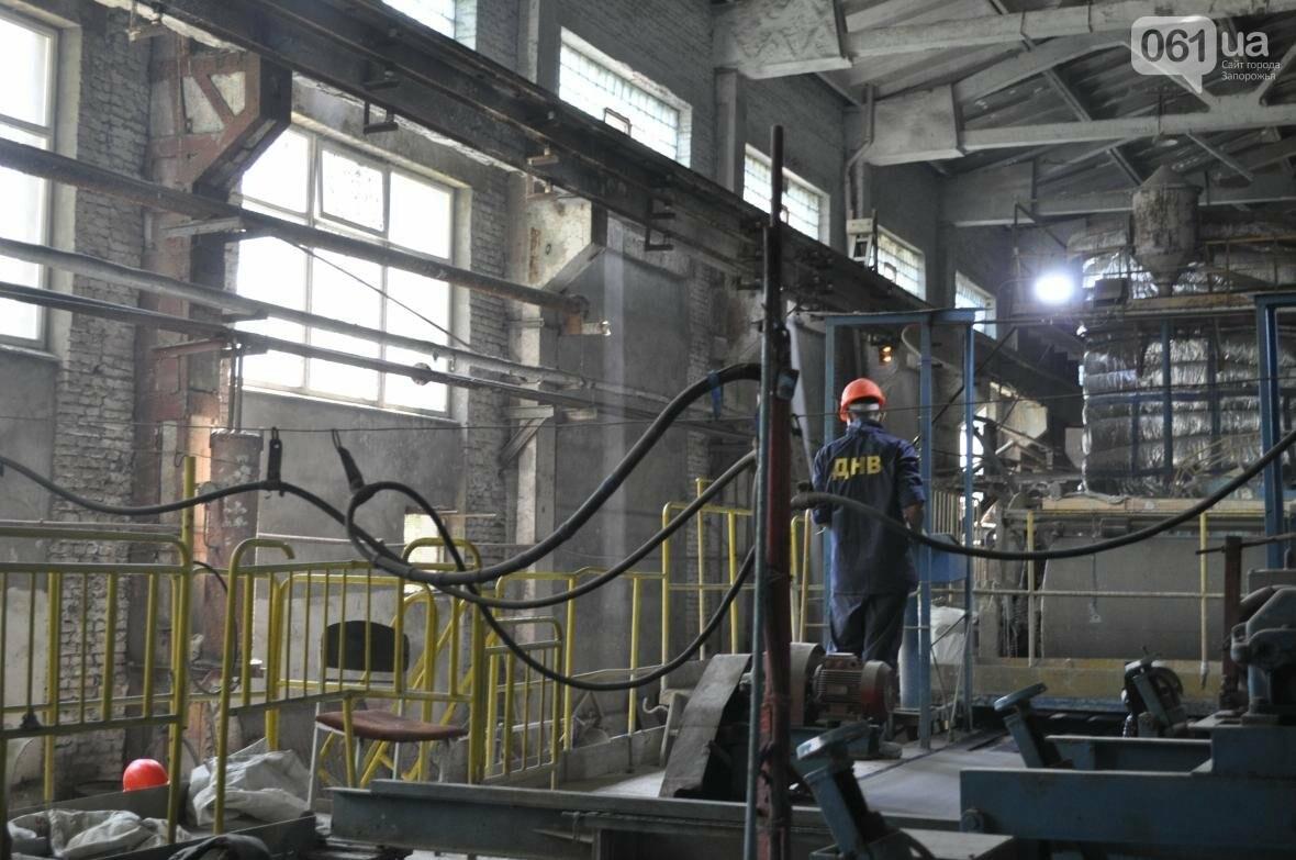 Как на запорожском заводе делают шифер: экскурсия на производство, — ФОТОРЕПОРТАЖ, фото-16