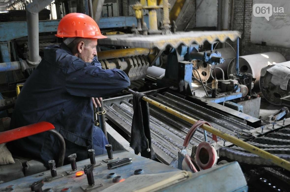Как на запорожском заводе делают шифер: экскурсия на производство, — ФОТОРЕПОРТАЖ, фото-15