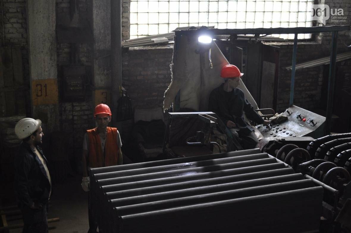 Как на запорожском заводе делают шифер: экскурсия на производство, — ФОТОРЕПОРТАЖ, фото-19
