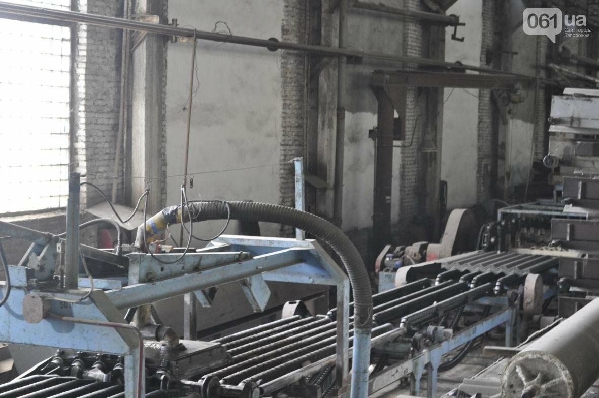 Как на запорожском заводе делают шифер: экскурсия на производство, — ФОТОРЕПОРТАЖ, фото-21