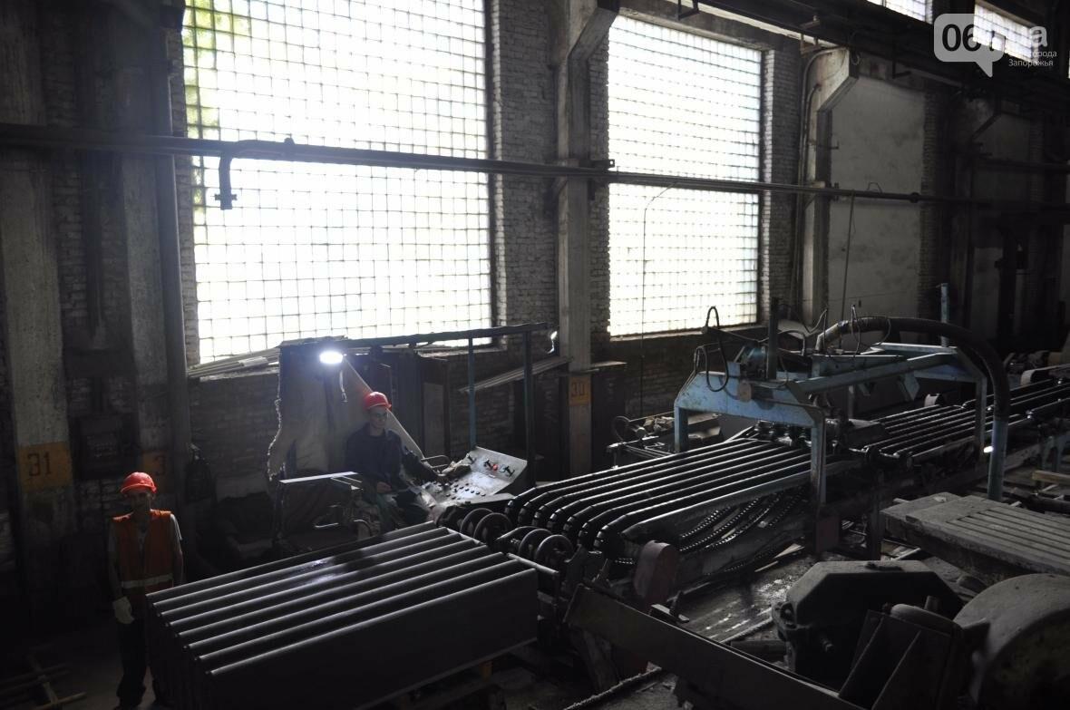 Как на запорожском заводе делают шифер: экскурсия на производство, — ФОТОРЕПОРТАЖ, фото-18