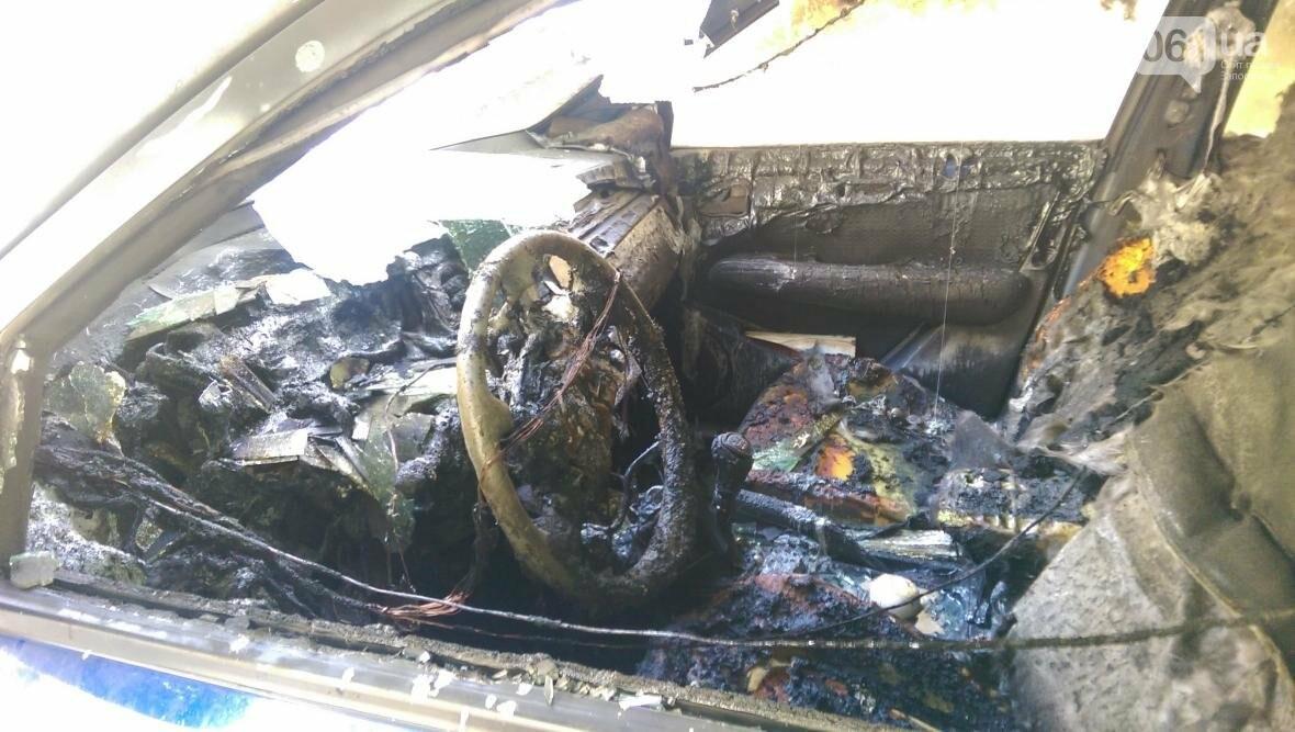 В Запорожье на Бабурке подожгли элитный внедорожник, — ФОТО, фото-2