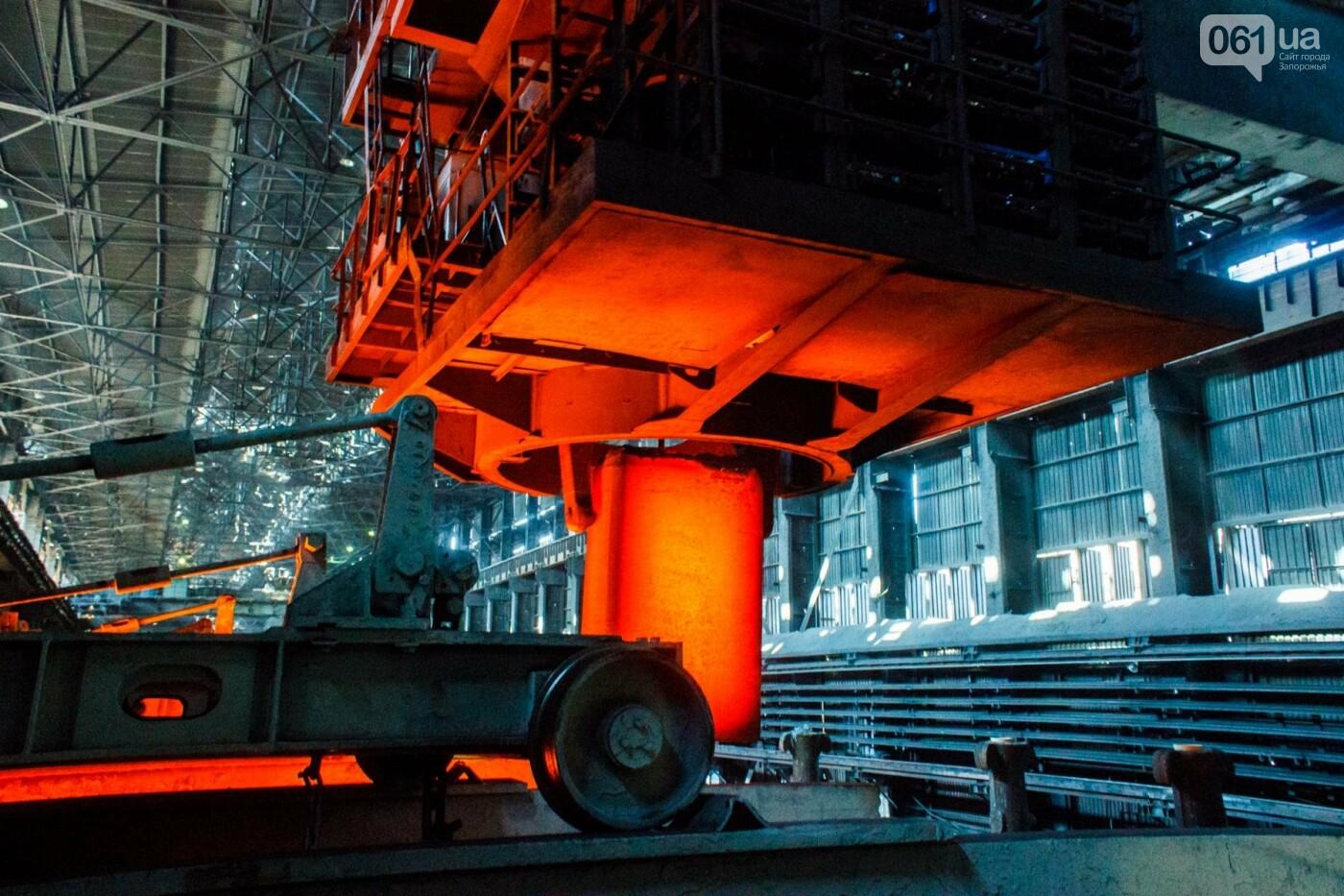 Как на «Запорожстали» железную руду превращают в сталь: экскурсия на производство, — ФОТОРЕПОРТАЖ, фото-27